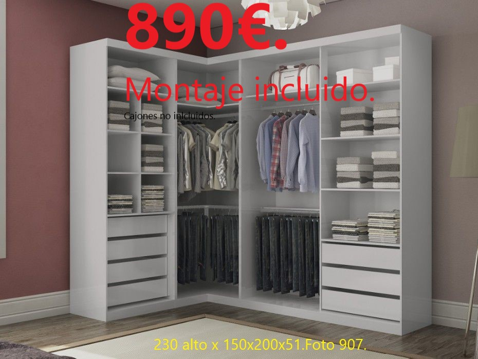 oferta armario